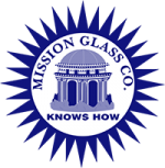 Mission Glass Company Logo